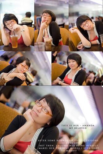 My dear is the best model!