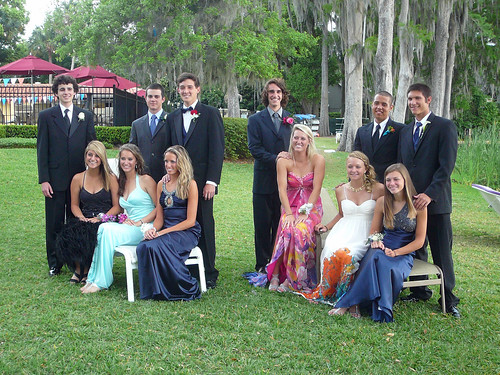 The whole gang