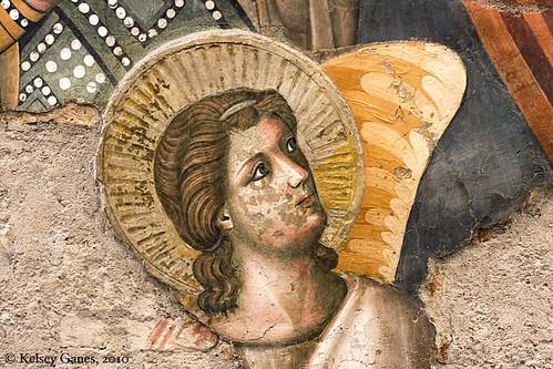 S. Cecilia - Cavallini Fresco