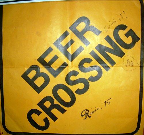 Beer Crossing
