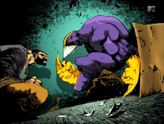Image result for the maxx cartoon