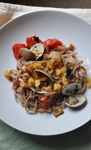 Linguine with Clams, Zuni-Style