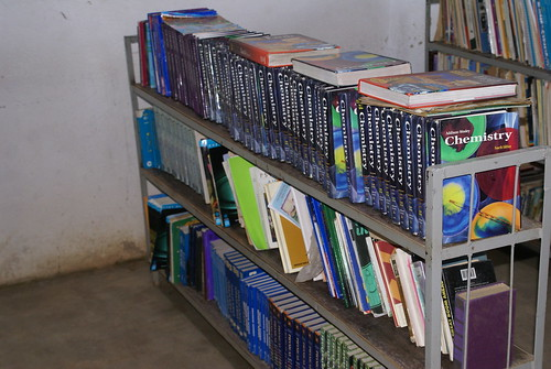 Guwe Secondary School Library