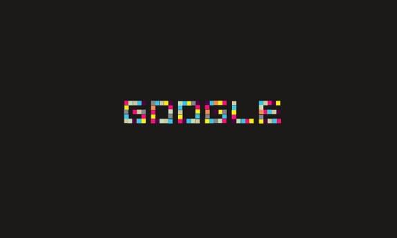 Google, Colored Squares