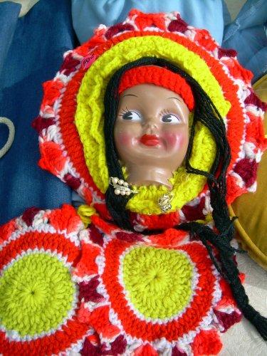 Doll head display