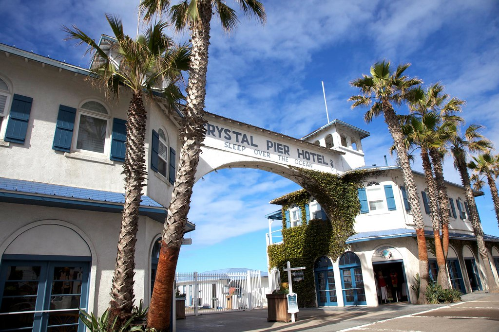 crystal pier hotel
