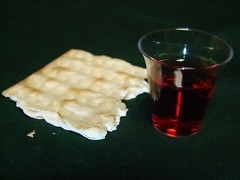 Communion Bread and Cup
