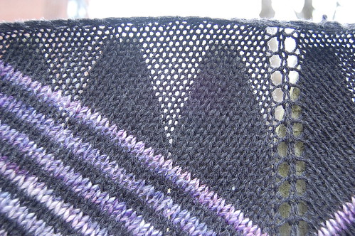 Handspun Showcase Shawl 057