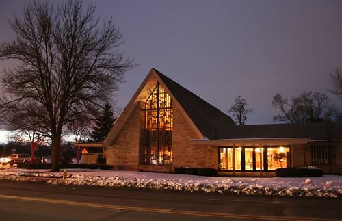 Charles E. Stade church