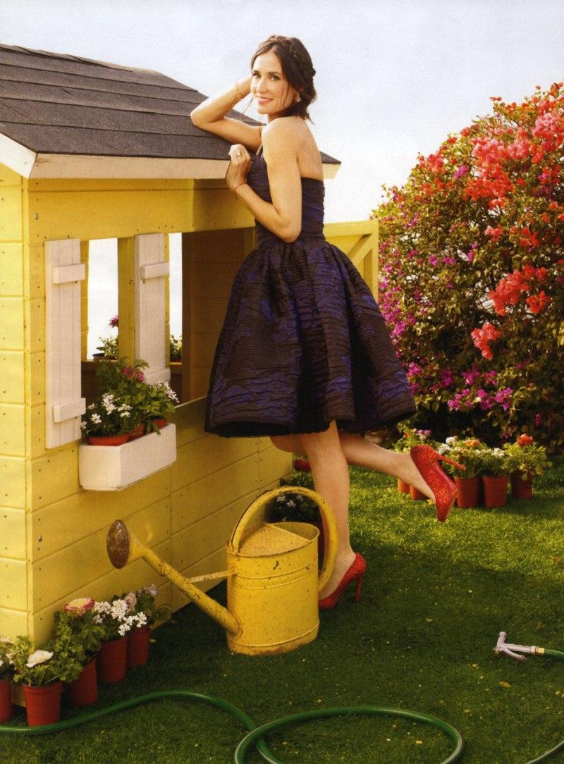 Harper's Bazaar US April 2010 4