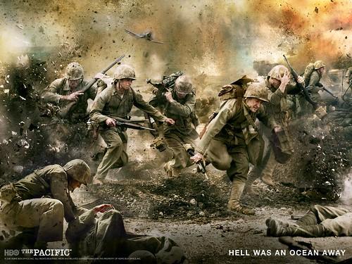 [轉貼] 太平洋戰爭 (HBO 迷你影集) 劇情簡介與分集概要   Kenmingの鮮思維