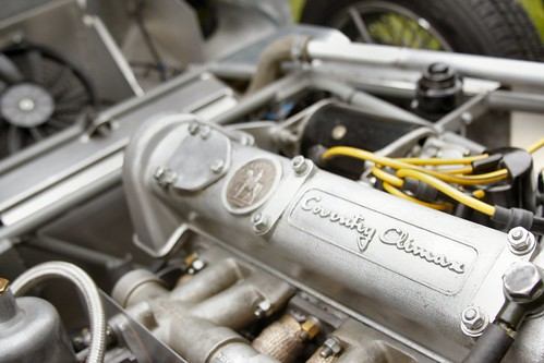 Lotus 11 replica engine - Coventry Climax