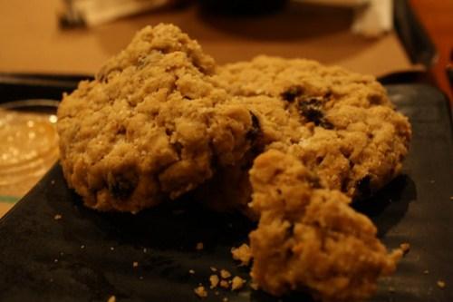 Teaism - Salty Oat Cookies