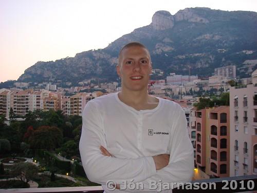 Komin til Monaco