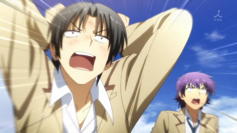 Angel Beats! Episode 10 - 28