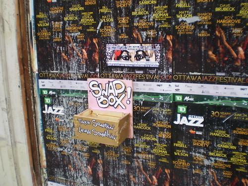 Swap Box