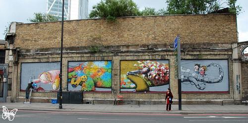 Dran and Brusk Mural