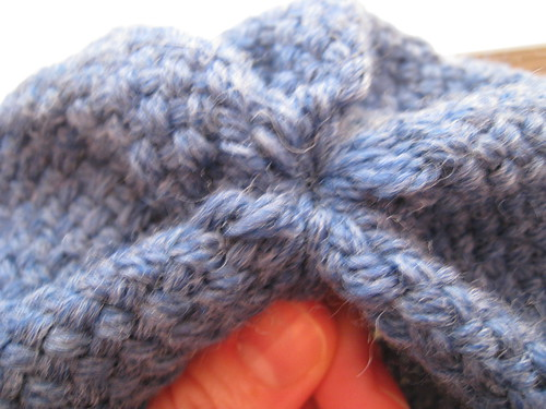 Woven Square Slippers: A Tutorial (3/6)