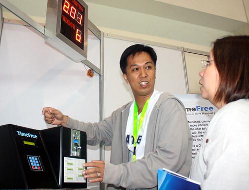 TimeFree project of Ateneo de Zamboanga University