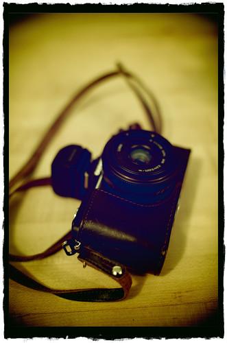 E-P2 w/ 20mm f/1.7
