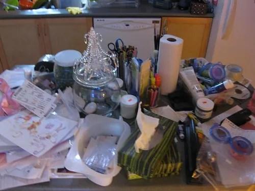 A Sick Mess