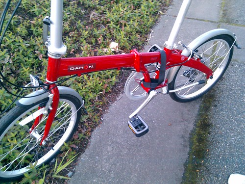 Picture of the bike I'm trying