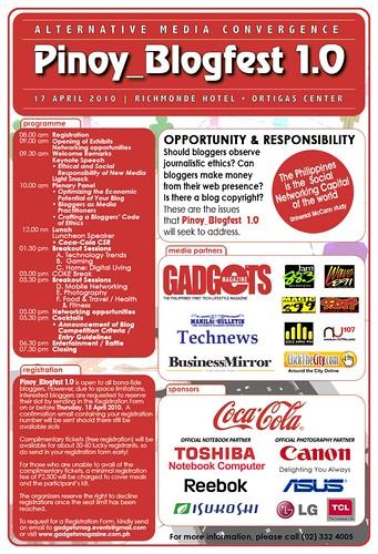 Pinoy Blogfest