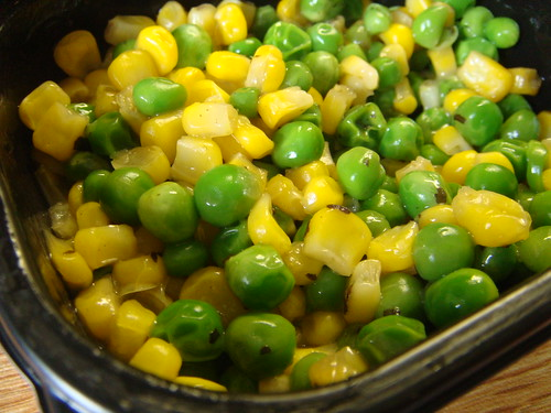 Dorm - Corn and Peas
