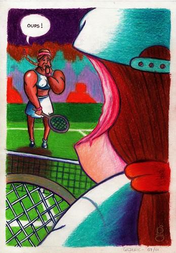 Game, Set and Match (Mortal Tennis)