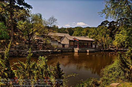 HDR Sights at the Summer Palace - Beijing, China