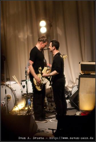 Torsten Scholz & Peter Baumann / Beatsteaks
