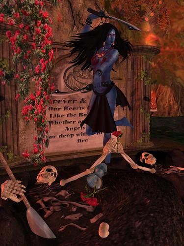 Kali's Dance I