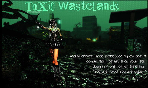 NDN Goes Toxic Wasteland!