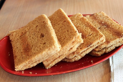 Kaya Toast at Ya Kun Kaya Toast