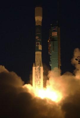 ICESat Launch