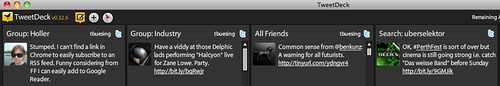My TweetDeck