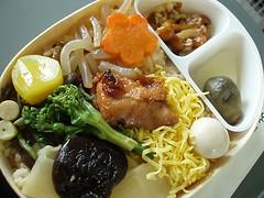 駅弁(Box Lunch at a railway station)