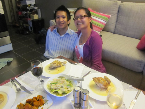 Dinner at Cath's (9)