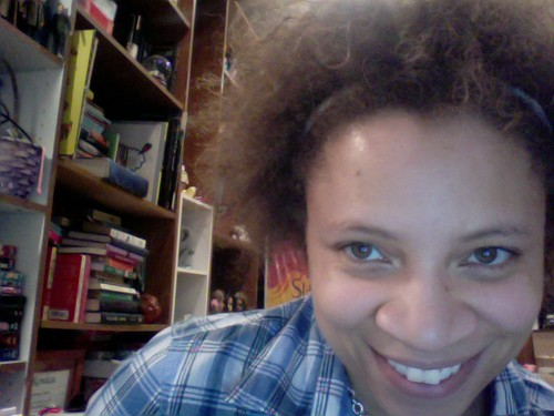 Me with a Fro
