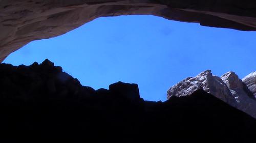 hiking Lower Muley Twist Canyon