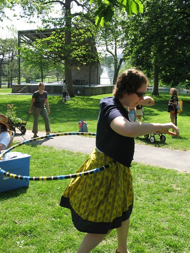 Hula Hooping Skills
