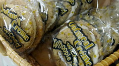 Oatmeal Creme - Wicked Whoopies