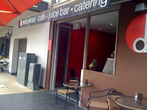 Delicurious cafe, Pyrmont