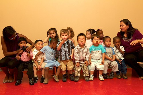 Daycare Picture Day Group