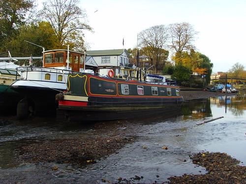 Thames near Eel Pie Island