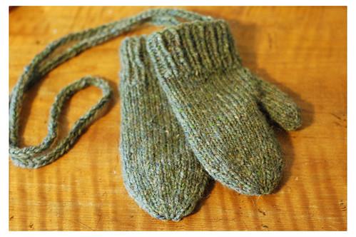 Eleanore's mittens