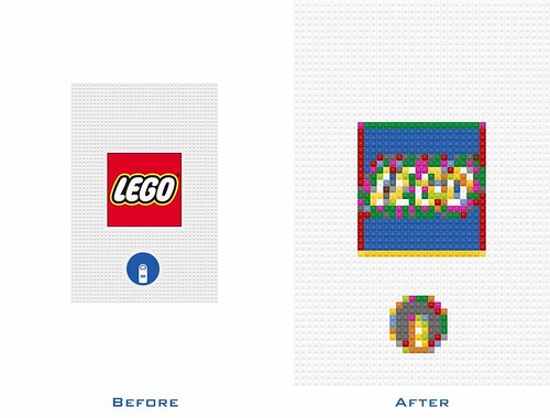 LEGO iPhone App Sample 2