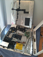 Replacing iMac hard drive