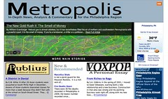 Metropolis - Philadelphia News and Journalism