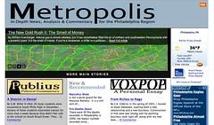 Metropolis - Philadelphia News and Journalism